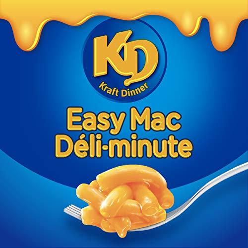 Dîner Kraft Déli-Minute Original 6 Pochettes en Portion Individuelle - 4