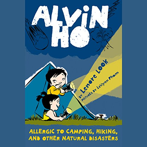 Allergic to Camping, Hiking, and Other Natural Disasters audiobook cover art