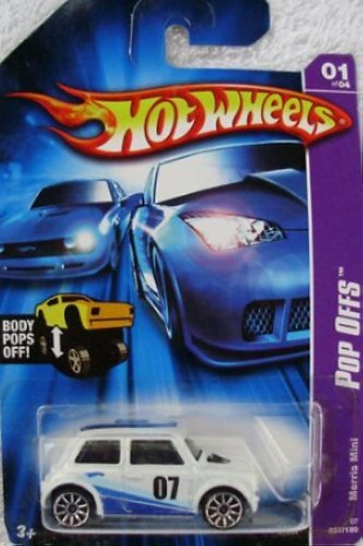 Morris Mini Cooper Pop Offs Series  1  2007-37 Mattel Hot Wheels 1 64 Scale Collectible Die Cast Car