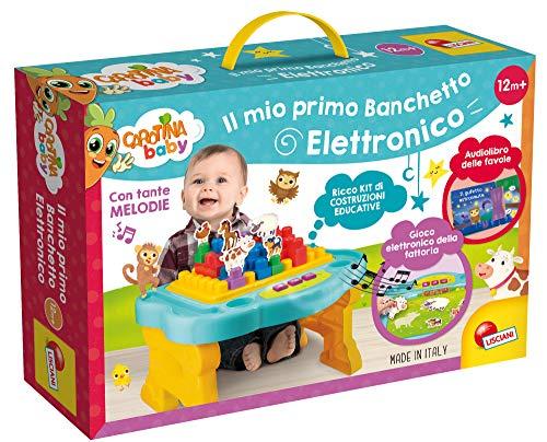 Lisciani Giochi - 76628 Gioco per Bambini Carotina Baby Banchetto Elettronico Consolle Educativa