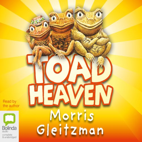 Toad Heaven audiobook cover art