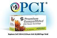 プレミアム互換機330–4133-pci PCIデル2330イメージドラム330–4133pk496dm631