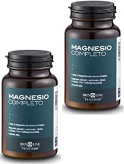 Offerta! Magnesio Completo 2 Confezioni da 400 grammi - Biosline