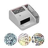 Aibecy Portable Mini Money Counter, Small Banknote Bill Detector, Handy...