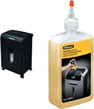 $129 » Fellowes 62MC 10-Sheet Micro-Cut Home and Office Paper Shredder with Safety Lock for Added Protection (4685101),Black & 35...
