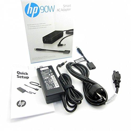 HP Original Netzteil 709986-003, 19.5V, 4.62A mit Stecker 4.5x3.0 mm und Centerpin