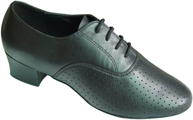 HTW AIEI Männliche lateinische lateinische lateinische Schuhe Herrenschuhe Jazz Schuhe Square Dance Schuhe  e21dfe