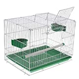 Sharplace Cage de Voyage Sac de Transport Portable pour Hamster Chinchilla Gerbille Cochon d'Inde Oiseaux de Petits Animaux Domestiques
