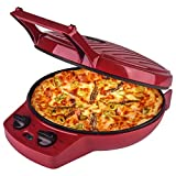 Courant Pizza Maker, 12 Inch Pizza Cooker and Calzone Maker, with...