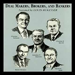 Deal Makers, Brokers, and Bankers  cover art