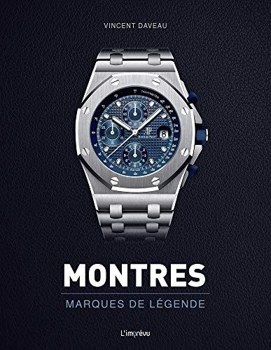 MONTRES, LES MARQUES DE LEGENDE
