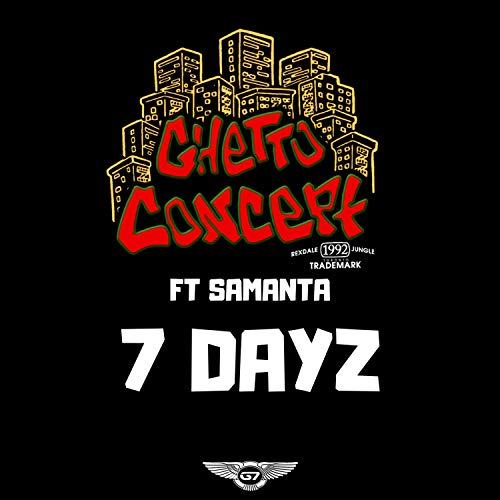 7 Dayz (feat. Samantha) [Explicit]