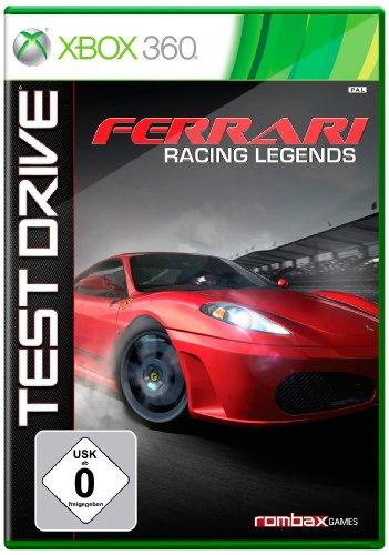 Test Drive Ferrari Racing Legends [Importación alemana]