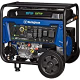 Photo #7: Propane Inverter Generator by Westinghouse [WGen9600DF] with Dual Fuel and Electric Start