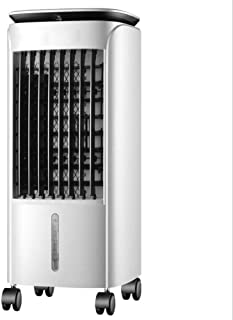 NLYR-Evaporative Air Cooler with Fan Heater,Humidification and Air Cleaningfunction,Silent Evaporative Coolers,Mobile Air-Conditioning for Office Home Use