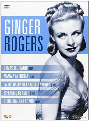 Ginger Rogers Collection - 5-DVD Boxset ( Stage Door / Bachelor Mother / 5th Ave Girl / Kitty Foyle / Once Upon a Honeymoon ) [ Spanische Import ]