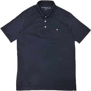 CIRCOLO 1901(チルコロ) メンズ 半袖ポロシャツ 正規取扱店