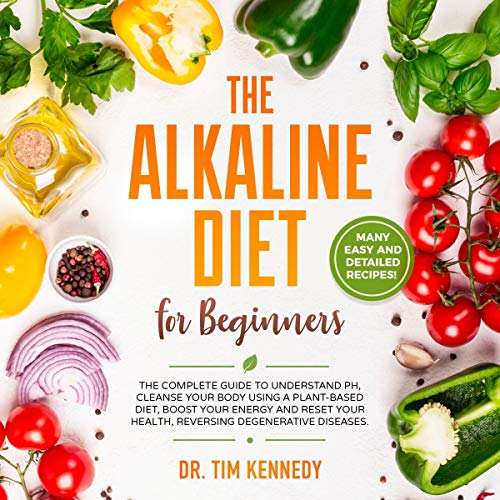 The Alkaline Diet for Beginners audiobook cover art