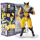 Miwaimao 15cm Marvel Super Hero X-Men Wolverine Logan Howlett Figuras de acción Juguetes muñeca