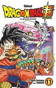 Dragon Ball Super Edition simple Tome 11
