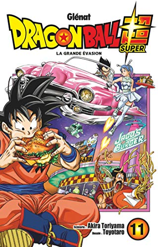 Dragon Ball Super Edition simple Tome 11