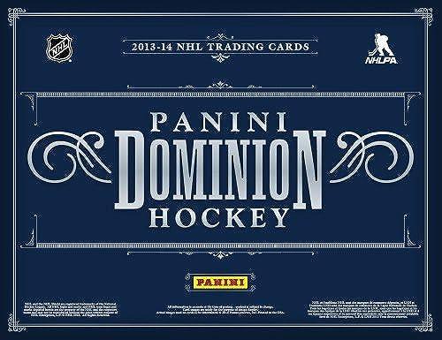 2013 14 Panini Dominion Hockey Hobby Box NHL