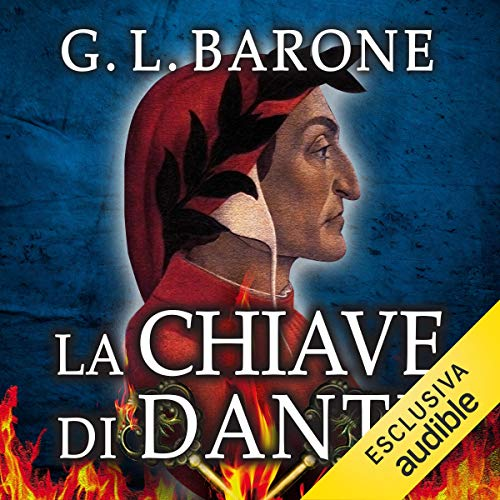 La chiave di Dante audiobook cover art