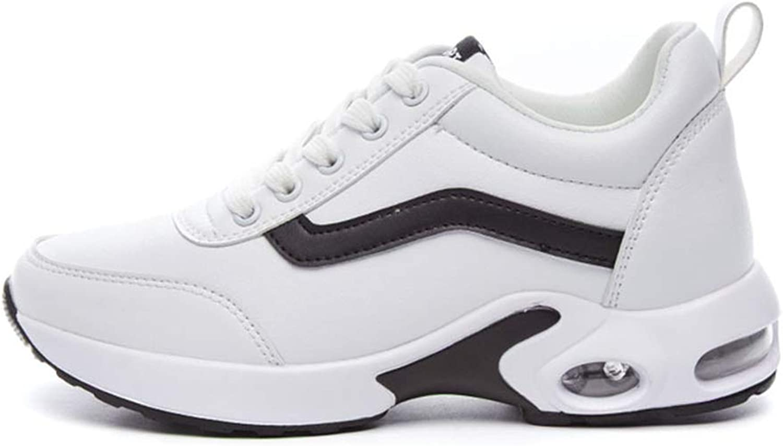 QXH Kvinnors springaning ljusljus Andable Casual Sports skor Mode Mode Mode skor gående skor.  bästa kvalitet bästa pris
