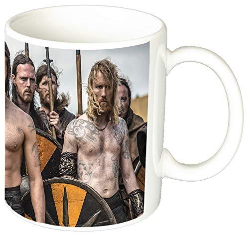 MasTazas Vikingos Vikings B Taza Ceramica