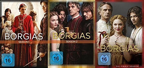 The Borgias Season 1 & 2