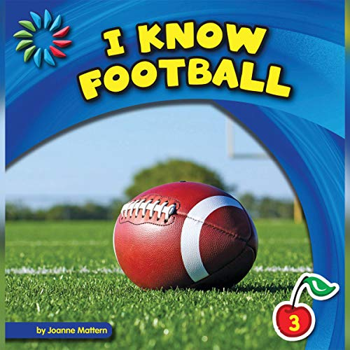 I Know Football audiobook cover art