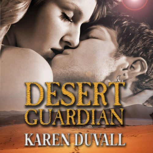 Desert Guardian audiobook cover art