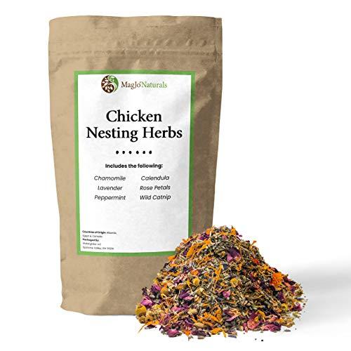 Chicken Nest Box Herbs 1 Pound Bag (1 Pound)