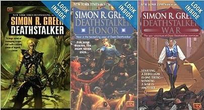 Deathstalker, Deathstalker Honor, Deathstalker War, Deathstalker Legacy (Volumes 1, 2, 3, 6)