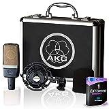 AKG C214 Large-Diaphragm Condenser Microphone...