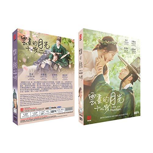 Love in the Moonlight (Korean TV Series, 4-DVD Set)