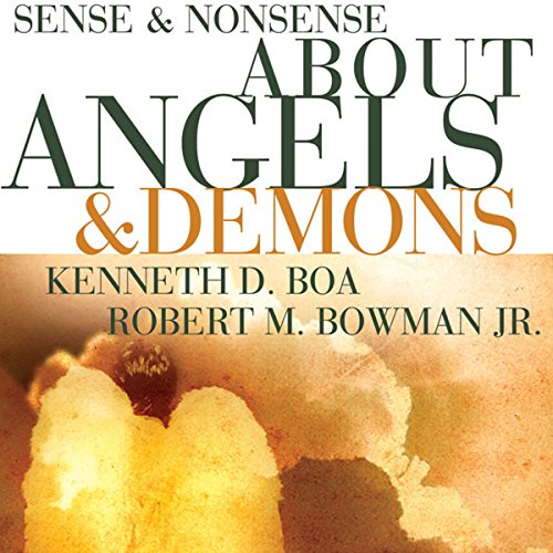 Couverture de Sense and Nonsense about Angels and Demons