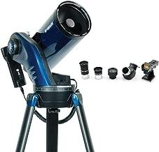 Meade Instruments 218006 StarNavigator NG 125 Maksutov-Cassegrain Telescope, Black