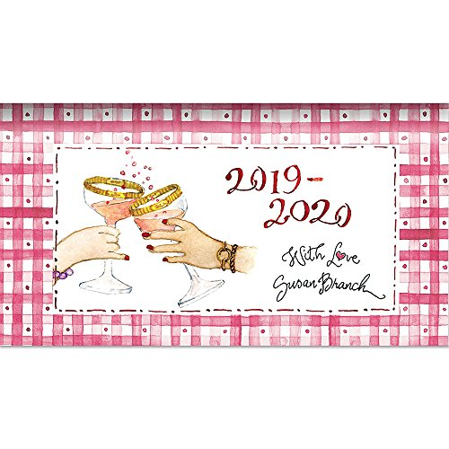 2019-2020 Susan Branch Heart of the Home 2-Year Pocket Planner