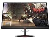 HP OMEN X 27 Monitor Gaming TN, Schermo 27' QHD, Risoluzione 2560 x 1440, Tecnologia AMD FreeSync 2 HDR, Tempo Risposta 1 ms...
