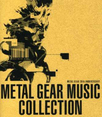 METAL GEAR SOLID 20th ANNIVERSARY METAL GEAR MUSIC COLLECTION