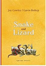 Snake and Lizard by Joy Cowley (1-Oct-2009) Paperback