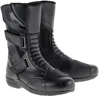 Alpinestars Roam 2 Waterproof Men's Street Motorcycle Boots (Black, EU Size 45)