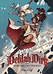 Deliah Dirk series by Tony Cliff