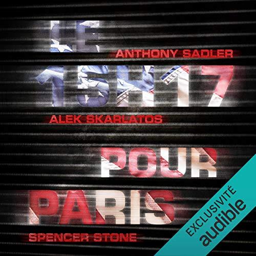 Couverture de Le 15h17 pour Paris