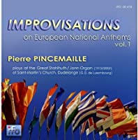 Vol. 1-Improvisations on European National Anthems