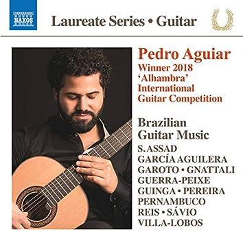 Pereira, Villa-Lobos, Reis & Others: Works for Guitar