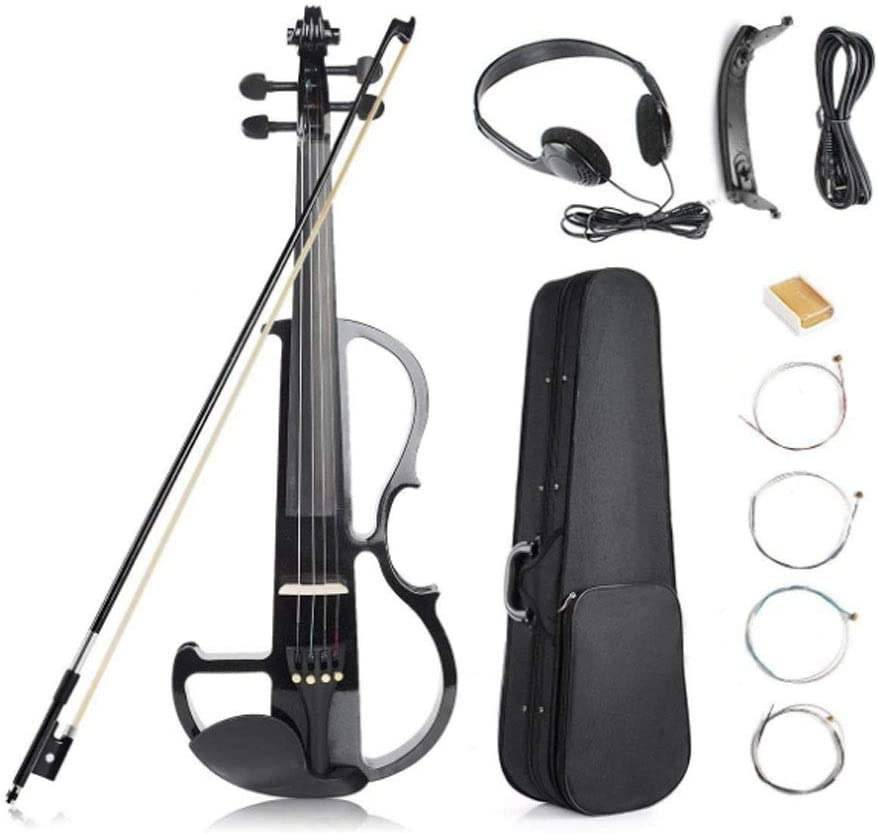 Atlanta Mall LIRONGXILY Acoustic Violin Fiddle Handmade Full Solid W Size Tulsa Mall 4