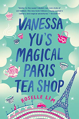 Vanessa Yu's Magical Paris Tea Shop (English Edition)