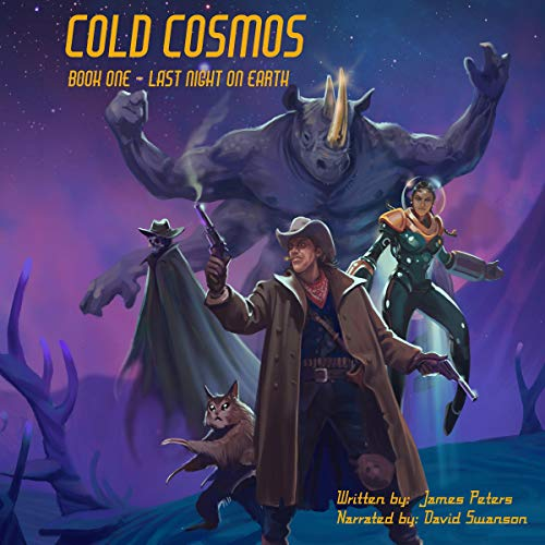 Cold Cosmos audiobook cover art